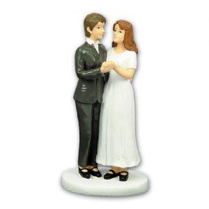 Bruidspaar Lesbisch Traditioneel