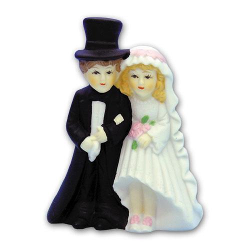 Bruidspaar Porselein A