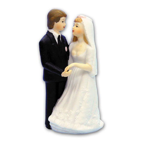 Bruidspaar Porselein C