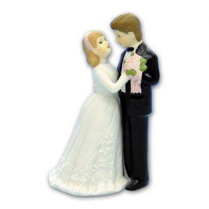 Bruidspaar Porselein E