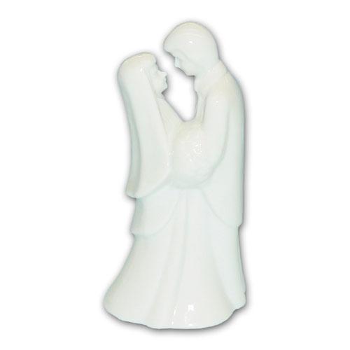 Bruidspaar Porselein F