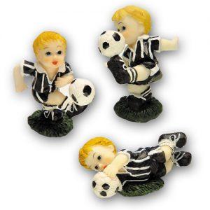 Voetbal Jongens - 3 modellen - 6 stuks