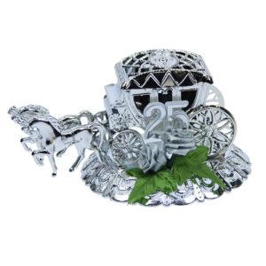 Jubileum Bruidskoets - Zilver