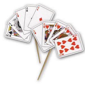 Speelkaarten Prikkers