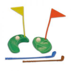 Golf Green Setje 6 Delig - 12 St/ds