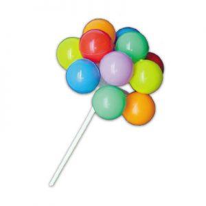 Kleine Ballonnentros Prikkers