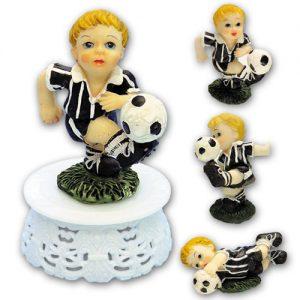 Voetbal Jongen op Voetje