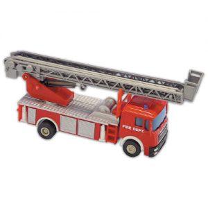 Brandweer Auto's - 12 stuks