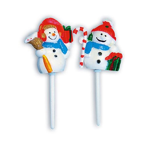 Sneeuwpop Prikkertjes