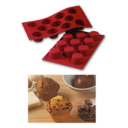 Siliconflex Siliconen Bakvorm Muffin