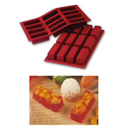 Item # SF026 - Siliconflex Siliconen Bakvorm Cakes