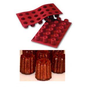 Siliconflex Siliconen Bakvorm Bordelaise