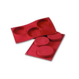 Siliconflex Siliconen Bakvorm Kapsel Basis