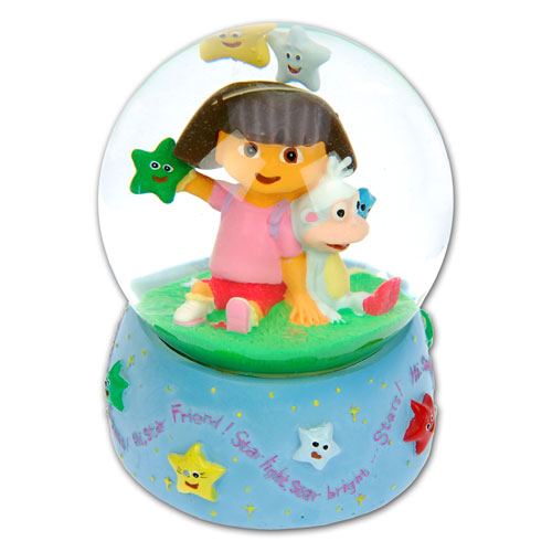 Water Globe - Dora The Explorer