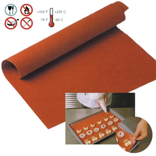 Bakmat Siliconen Non-Stick - 60x40cm