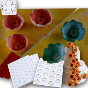 Easy Flowers Kit No. 009 - bloem - Ø 55mm