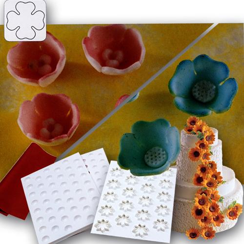 Easy Flowers Kit No. 009 - bloem - Ø 55mm