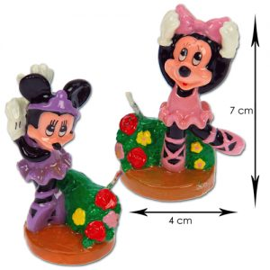 Disney's - Minnie Mouse - Ballerina Klein - 36 st./ds.