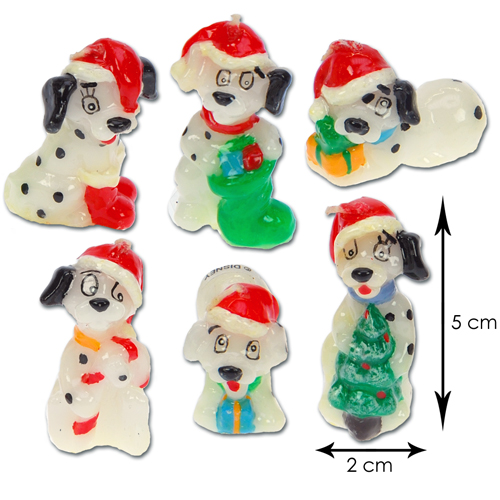 Disney's 101 Dalmatiërs Pups - Kerst - 36 st./ds.