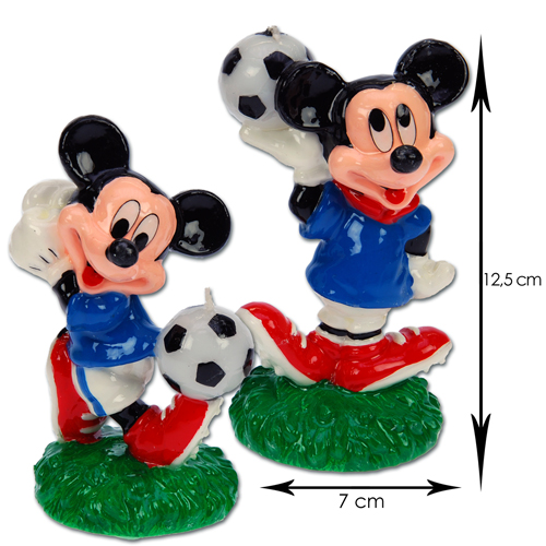 Disney's Mickey Mouse - Voetballer - 6 st./ds.