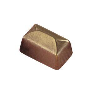 Polycarbonaat Bonbon Chocoladevorm: Rechthoek / Envelop