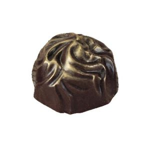 Polycarbonaat Bonbon Chocoladevorm: Rond / Toef