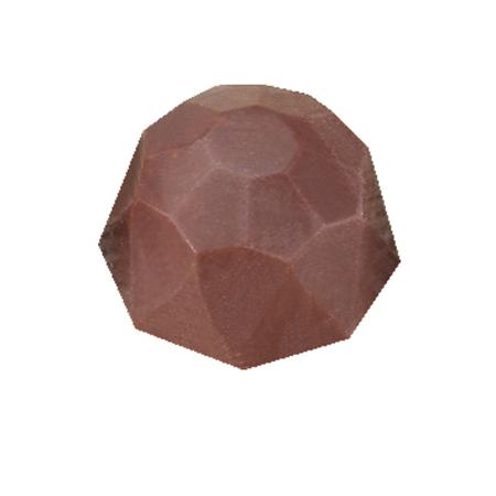 Polycarbonaat Bonbon Chocoladevorm: Rond / Diamant