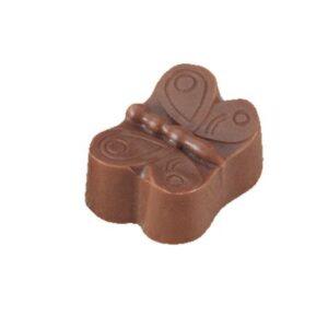 Polycarbonaat Bonbon Chocoladevorm: Vlinder
