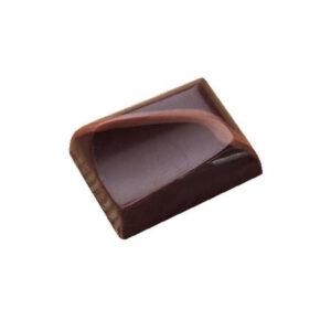 Polycarbonaat Bonbon Chocoladevorm: Rechthoek asymmetrisch