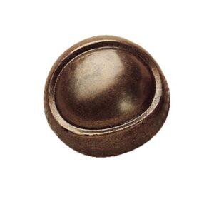 Polycarbonaat Bonbon Chocoladevorm: Rond / Oog