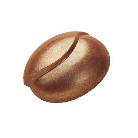 Polycarbonaat Bonbon Chocoladevorm: Ovaal Golvend