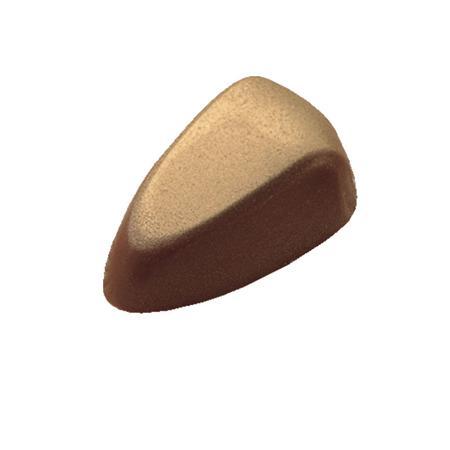 Polycarbonaat Bonbon Chocoladevorm: Driehoek