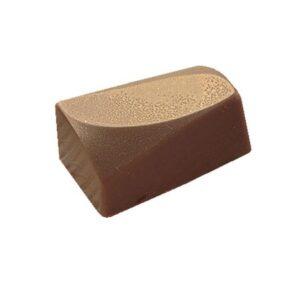 Polycarbonaat Bonbon Chocoladevorm: Rechthoek met Vlakken