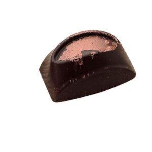 Polycarbonaat Bonbon Chocoladevorm: Rechthoek met Bolling