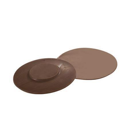 Polycarbonaat Chocoladevorm: Espresso Schoteltje