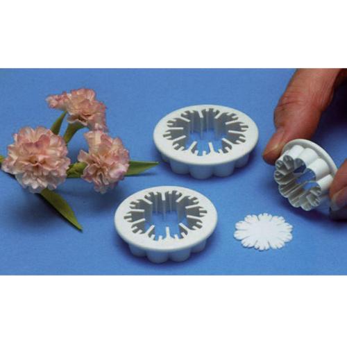 Stekerset - Anjer blad (Carnation) - 3 delig