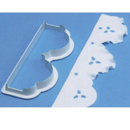 item # 84382 - Boog randen steker (Grote boogjes)