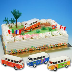Item # 400297 - Toys: Volkswagen T1 - 1 Figurine/ 1 Set