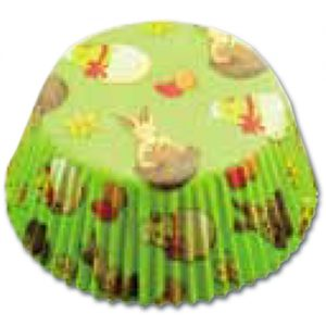 CupCake Caisses (Bakpapiertjes) - Pasen