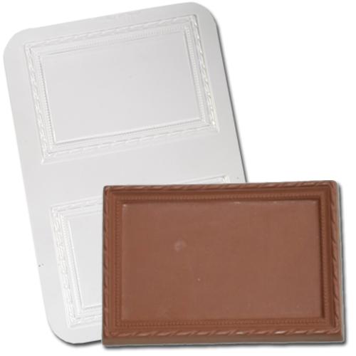 Plastic Chocolade Mal: Foto lijstjes