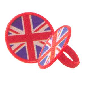 DecoRings: Engelse Vlag