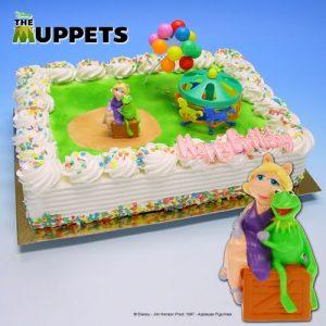 The Muppetshow - Taart Decoratie Set
