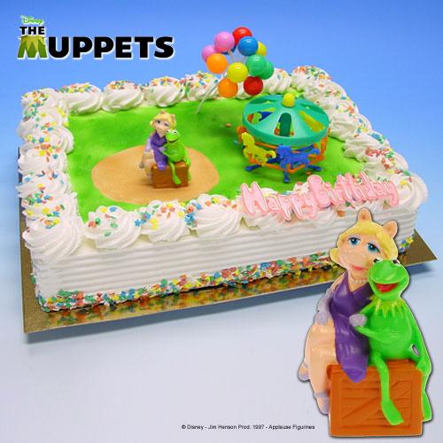 Item # 400233 - Toys: The Muppetshow (Kermit de Kikker en Miss P