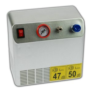 Airbrush Compressor Regulate Air - 0,5bar-0