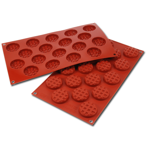 Siliconen Bakvorm - Wafels