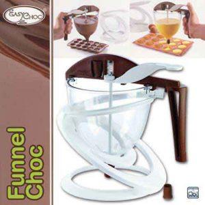 Funnel Choc: Chocolade Doseer Trechter