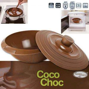 CoCo Choc: Siliconen schaal