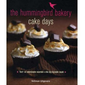 Boek: The Hummingbird Bakery - Cake Days