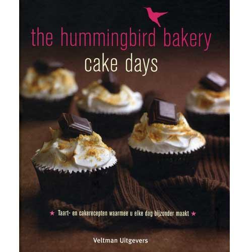 Boek: The Hummingbird Bakery - Cake Days