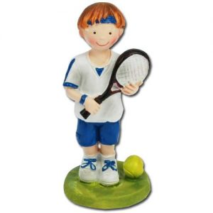 Tennis Jongen Figuurtje